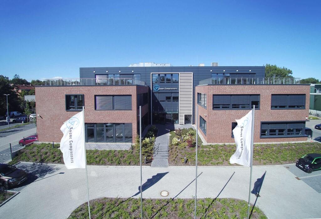 Fabryka SAUER w Kilonii
