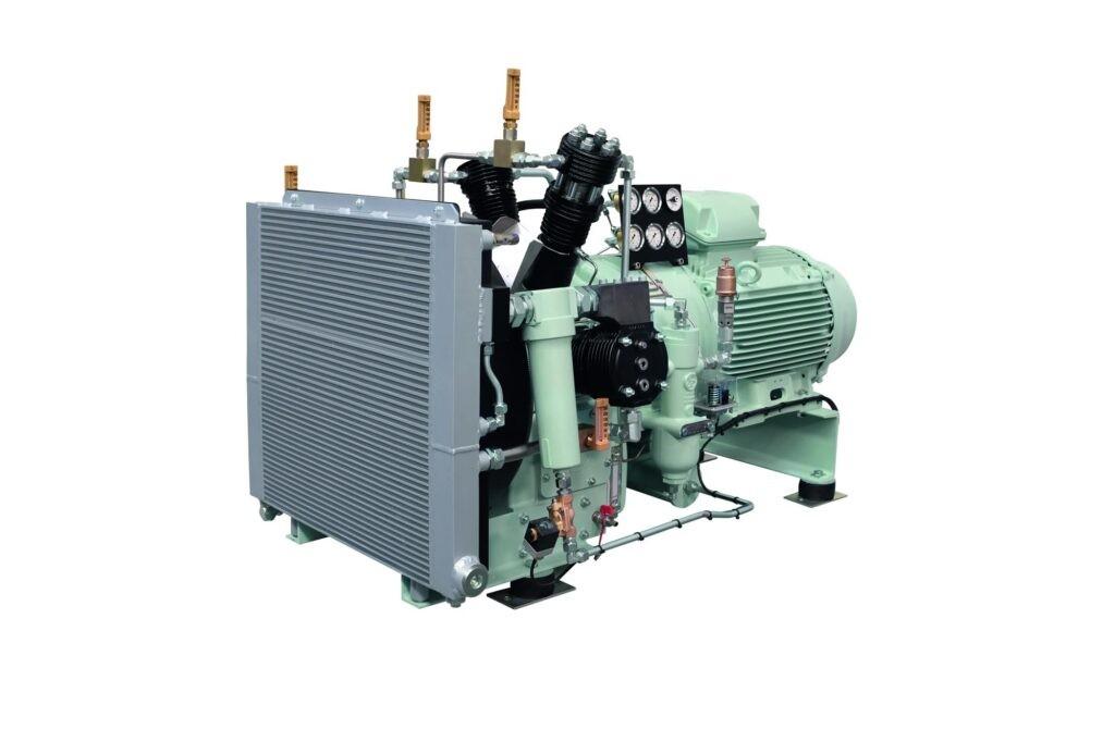 Sprężarki wysokociśnieniowe tłokowe HURRICANE WP4351 Basic
