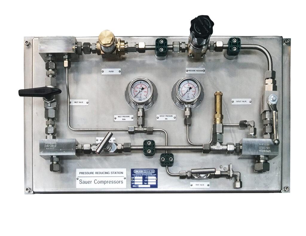 Reduflex Pressure Reducing Station