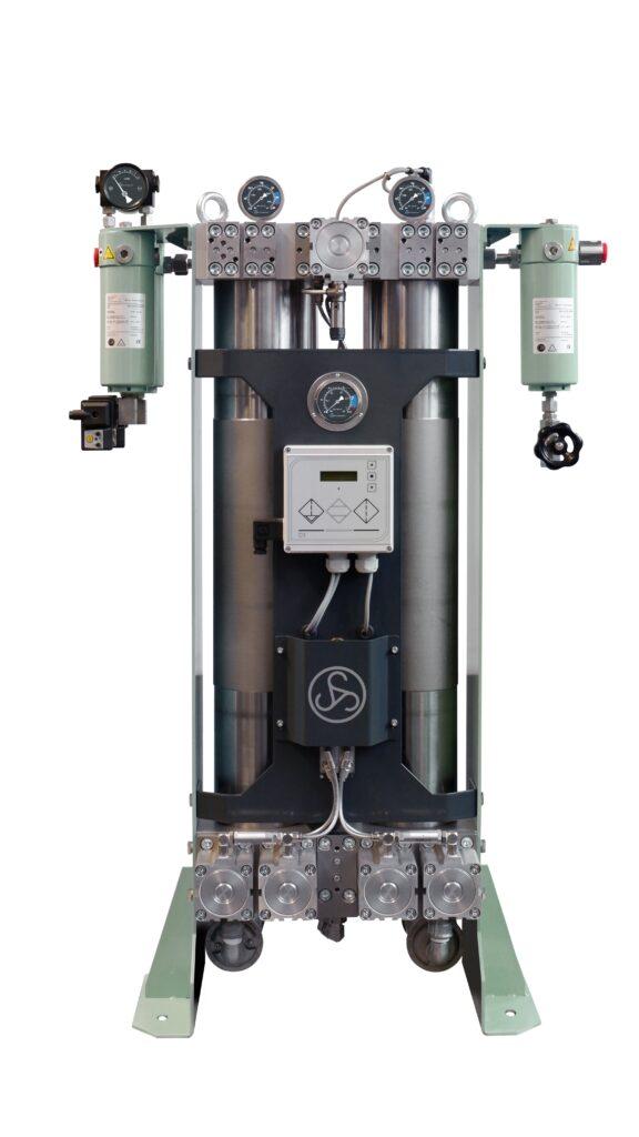 Sauer SDD High Pressure Desiccant Dryer