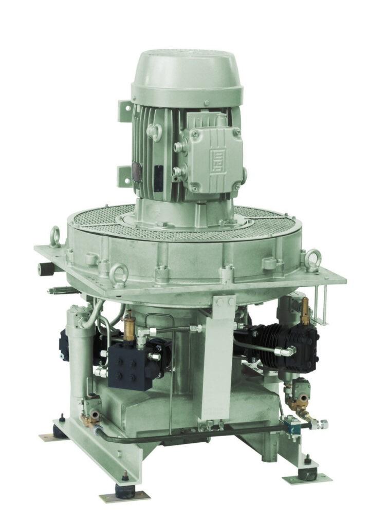 Sprężarki wysokociśnieniowe tłokowe TORNADO Basic