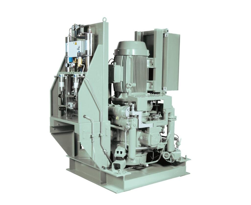 Sprężarka wysokociśnieniowa tłokowa WP5000